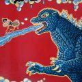 Godzilla Joel Nakamura
