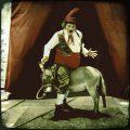 Donkey Ride Circus Flora Scott Raffe